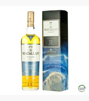 The Macallan 12 Old Fine Oak Ernie Button Limited Edition
