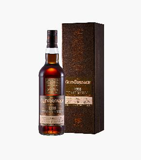 GlenDronach 1993 Single Cask #392 26 Year Old Australian Exclusive For The Whisky List Single Malt Scotch Whisky