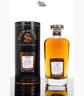 Signatory Vintage 2006 Deanston 11 Year Old Single Malt Scotch Whisky