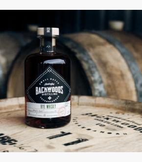 Backwoods Distilling Co. Rye Batch # 1 (500ml)