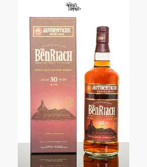 BenRiach 30 Authenticas