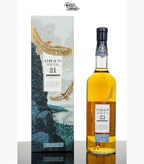 Oban 21 Year Old Limited Release 2018 Single Malt Scotch Whisky