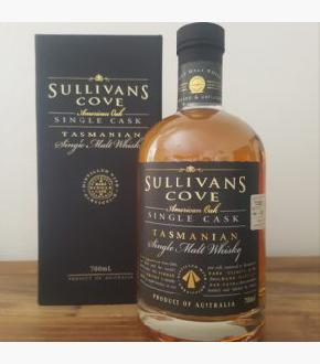 Sullivan's Cove French Oak 12 Single Cask #TD0196