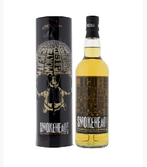 Smokehead Blended Scotch Whisky
