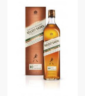 Johnnie Walker Select Casks Rye Cask Finish 10