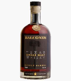 Balcones Single Barrel