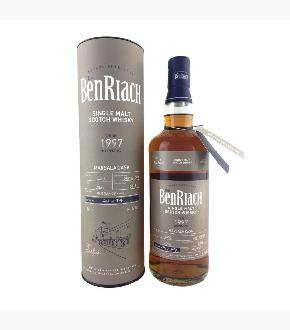 BenRiach 1997 Batch 15 Single Cask #4437 20