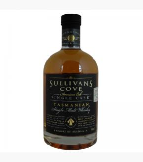 Sullivan's Cove American Oak Single Cask #TD0168