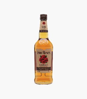 Four Roses Bourbon Whiskey (1000ml)