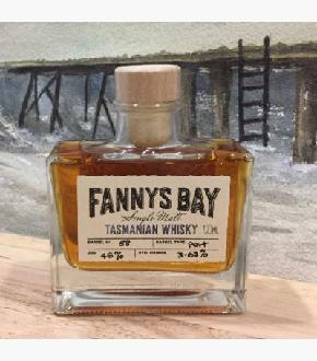 Fannys Bay Single Cask #85 Port Cask Australian Single Malt Whisky (500ml)