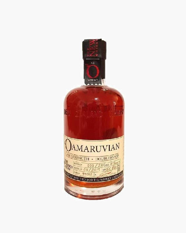 The New Zealand Whisky Collection Oamaruvian 18 Single Cask The Whisky Show 2019 Exclusive (500ml)