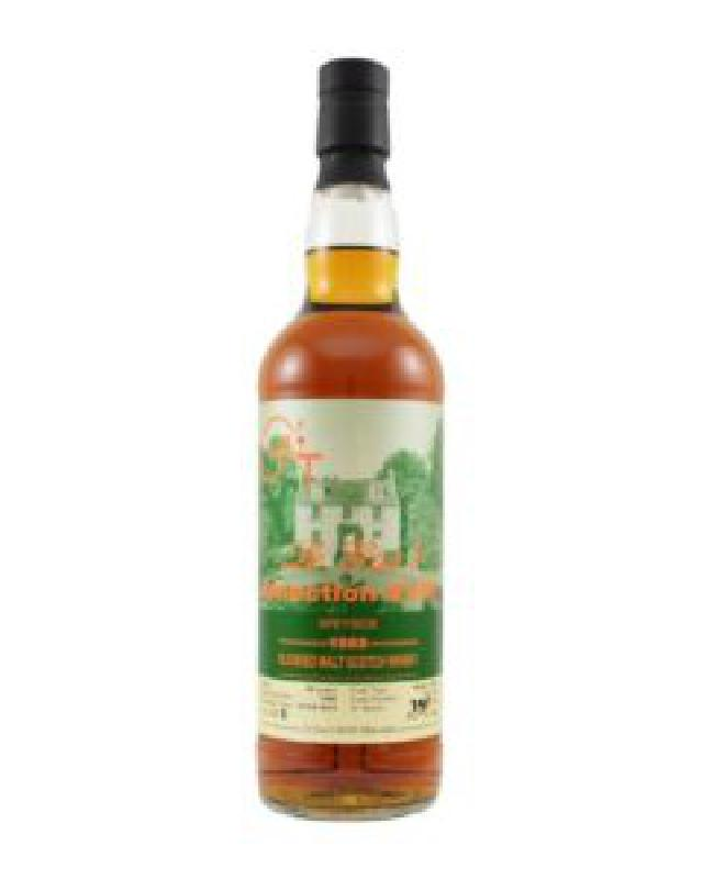 Le Gus't 1998 Speyside 30 Year Old Single Cask Blended Malt Scotch Whisky
