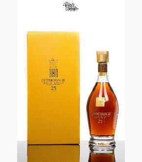 Glenmorangie 25 Year Old Quarter Century Single Malt Scotch Whisky