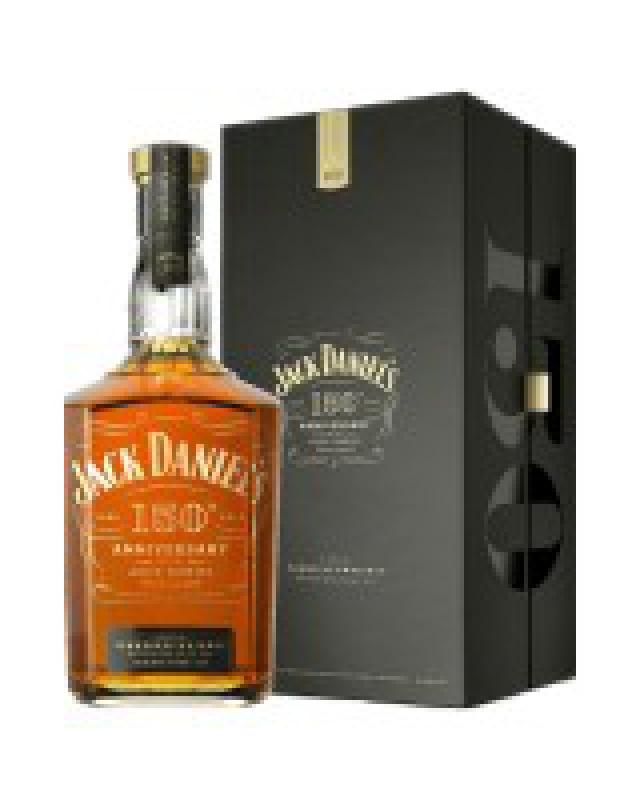 Jack Daniel's 150th Anniversary Tennessee Whiskey (1000ml)