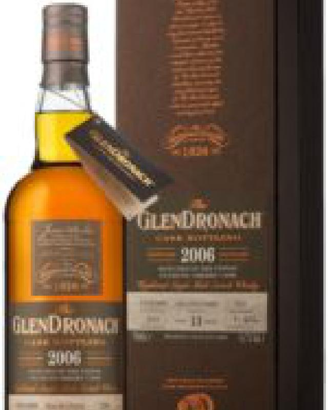GlenDronach 2006 Single Cask #3359 13 Oloroso Sherry Puncheon