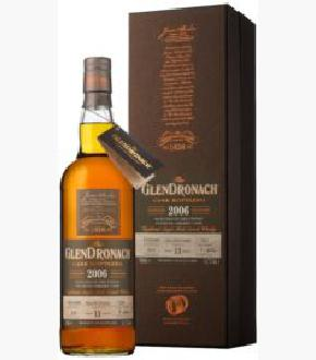 GlenDronach 2006 Single Cask #3359 13 Year Old Oloroso Sherry Puncheon Single Malt Scotch Whisky