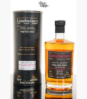 Limeburners Heavy Peat Australian Single Malt Whisky