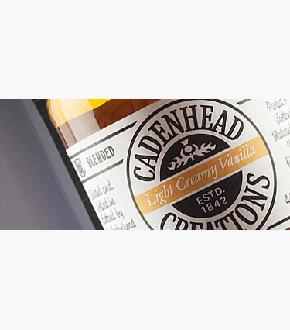 Cadenhead's Creations Light Creamy Vanilla 18 Year Old Blended Scotch Whisky