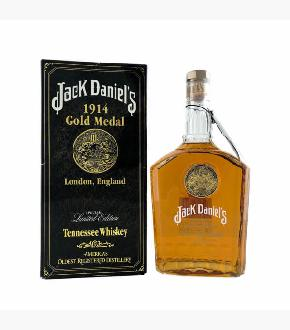 Jack Daniel's 1914 Gold Medal Tennessee Whiskey