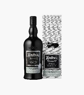 Ardbeg Blaaack Single Malt Scotch Whisky