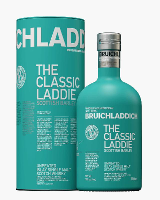 Bruichladdich The Classic Laddie Single Malt Scotch Whisky