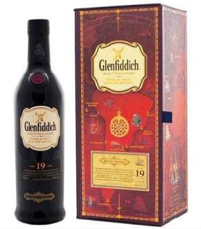Glenfiddich 19 Age of Discovery Red Wine Cask Finish