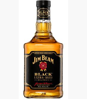 Jim Beam Black Extra Aged 6 Bourbon Whiskey