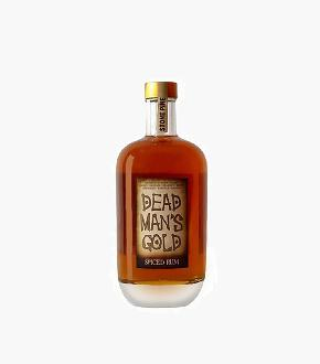 Stone Pine Distillery Dead Man's Gold Spiced Rum (500ml)