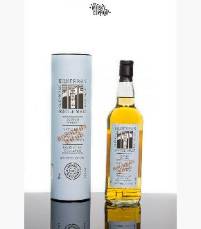 Kilkerran Work In Progress 5 Bourbon Wood 9 Year Old Single Malt Scotch Whisky