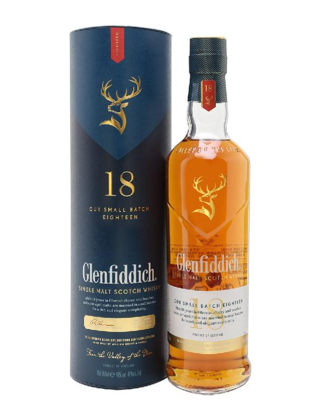 Glenfiddich 18 Small Batch Reserve (1000ml)