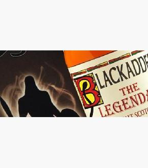 Blackadder Legendary Sherry Finish 2016