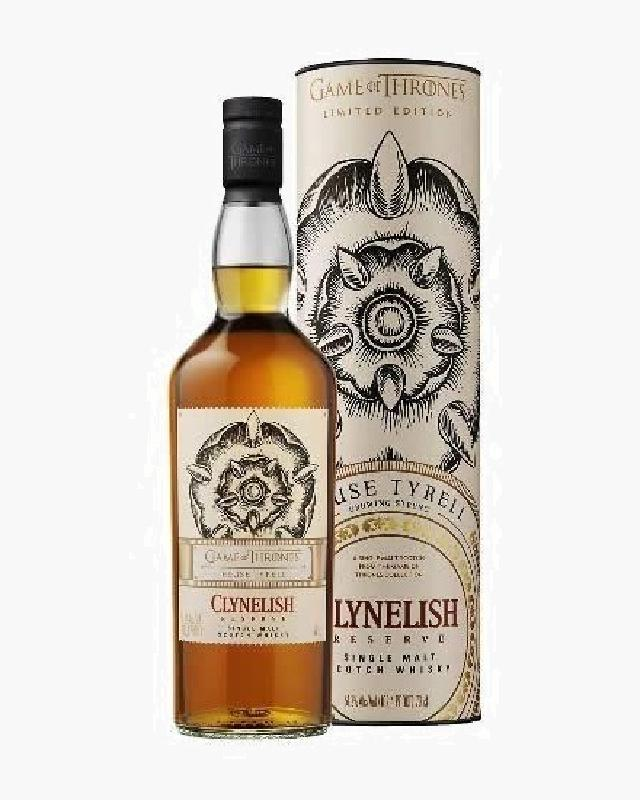 Clynelish Reserve Game of Thrones House Tyrell
