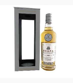 Gordon & MacPhail 2005 Scapa Distillery Labels