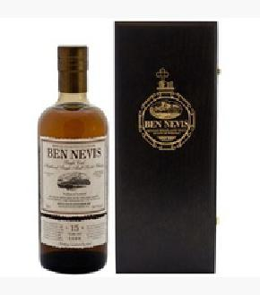 Ben Nevis 2000 Single Cask #737 Refill Sherry Cask 15