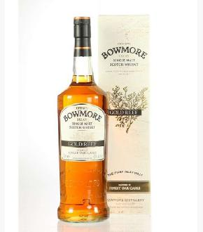 Bowmore Gold Reef (1000ml)