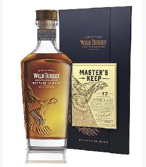 Wild Turkey Master's Keep Bottled In Bond Bourbon Whiskey