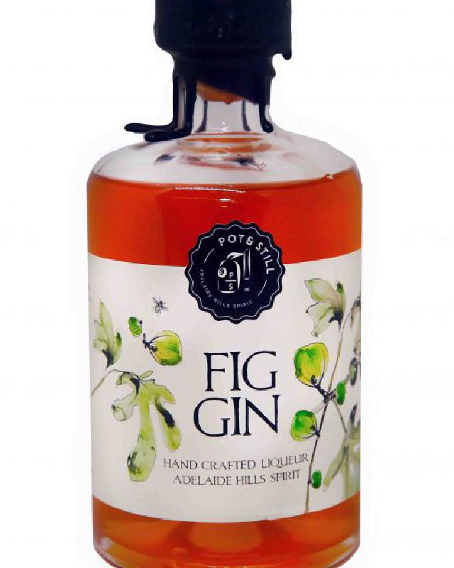 Pot & Still Fig Gin (500ml)