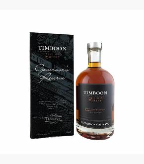 Timboon Railway Shed Governor's Reserve A. Becketts 6 Australian Single Malt Whisky (500ml)