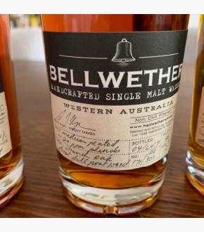 Bellwether Batch 3 Australian Single Malt Whisky (350ml)