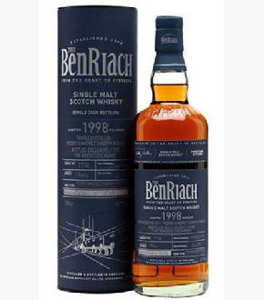 Benriach 1998 Single Cask 17