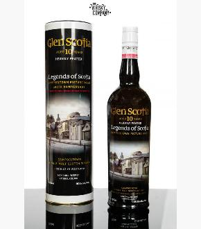 Glen Scotia 10 Year Old Legends Of Scotia Single Malt Scotch Whisky