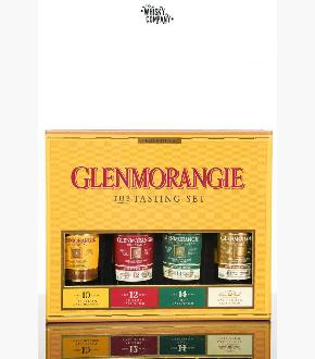 Glenmorangie Taster Gift Set Single Malt Scotch Whisky (4 x 100ml)