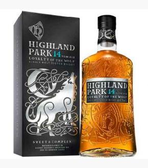 Highland Park 14 Loyalty of the Wolf (1000ml)