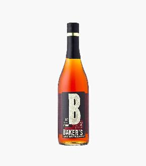 Bakers 7 Year Old Bourbon Whiskey