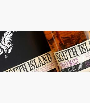 The New Zealand Whisky Collection South Island 23