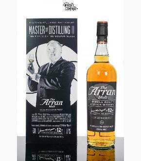 Arran Master of Distilling II The Man With the Golden Glass 12