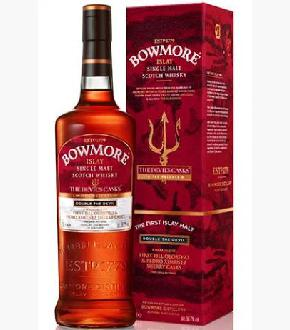 Bowmore The Devils Casks Batch 3 Cask Strength