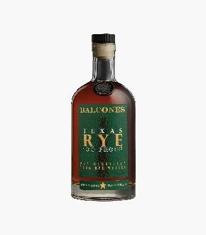 Balcones Texas 100 Proof American Rye Whiskey