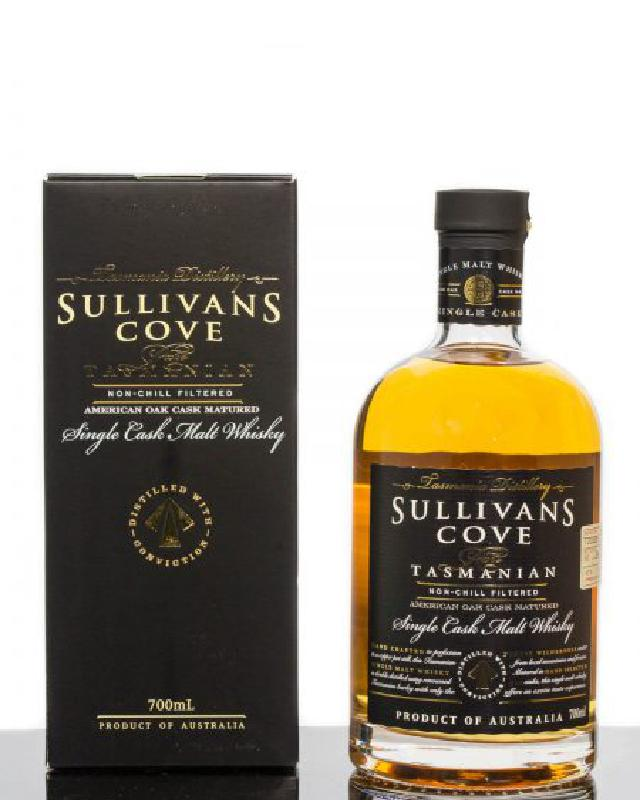 Sullivan's Cove American Oak Australian Single Malt Whisky