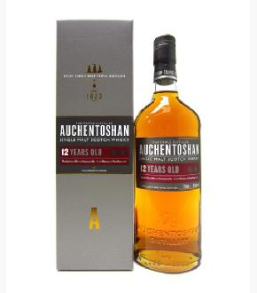 Auchentoshan 12 Year Old Single Malt Scotch Whisky